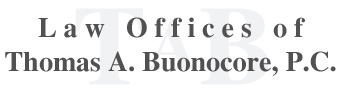 Law Offices of Thomas A. Buonocore, P.C.